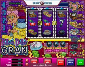 Billion Dollar Gran Casino Pelilogo