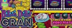 Billion Dollar Gran Online Casino Pelilogo